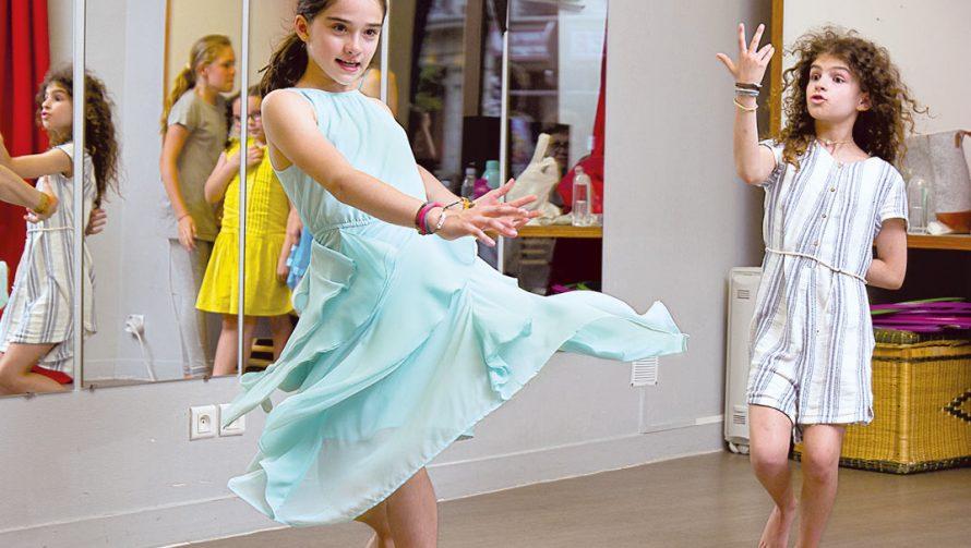 Atelier danse - les Ateliers Francoeur