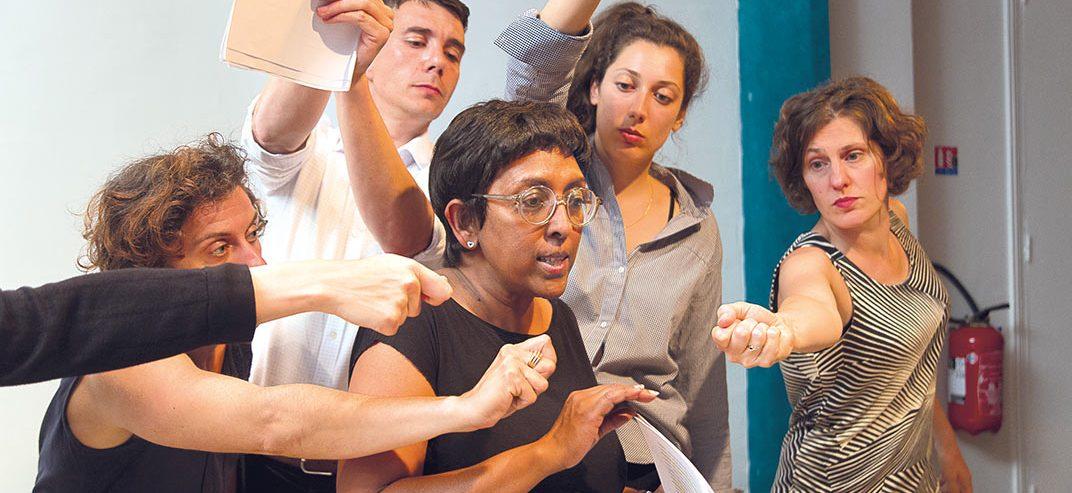 Ateliers théâtre adultes - Les Ateliers Francoeur - Paris