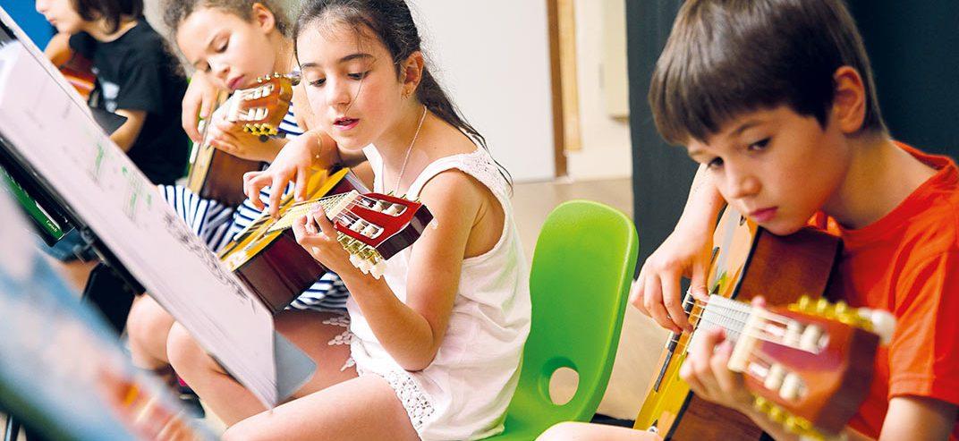 Atelier musique - les Ateliers Francoeur
