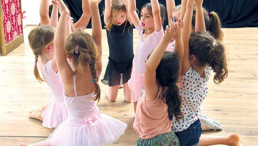 Atelier danse - Ateliers Francoeur