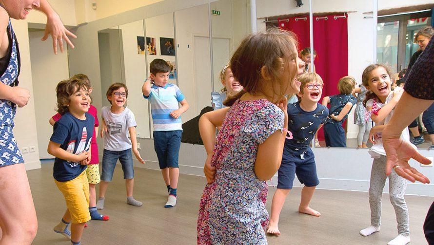 Ateliers Francoeur - atelier théâtre enfant Paris