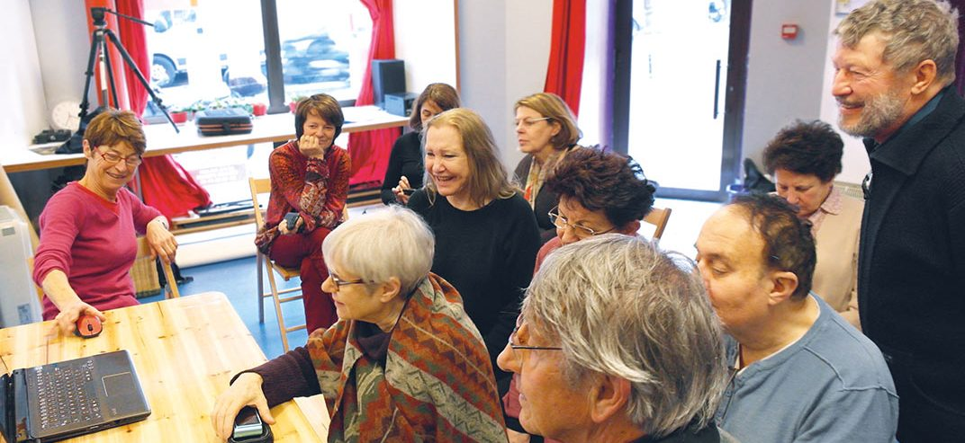 Café associatif Les Jeudis de la Butte - les Ateliers Francoeur.