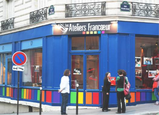 Les Ateliers Francoeur.